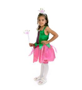 inchirieri costume serbare floare 2333 Costum serbare FLOARE ROZ