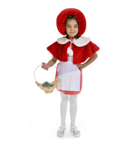 inchirieri costume serbare scufita rosie Costum serbare SCUFITA ROSIE 2