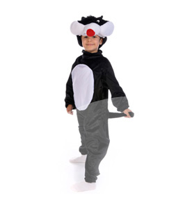 inchirieri costume serbare silvester Costum serbare MOTANUL SILVESTER (pisica)