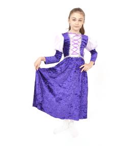 Costum serbare Fata Imparatului Costum serbare FATA IMPARATULUI / IMPARATEASA
