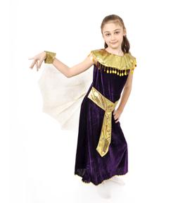 Imparateasa cea rea1 Costum serbare CLEOPATRA