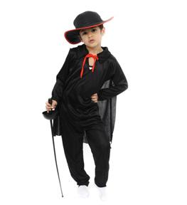 AND5092 Costum serbare ZORRO 2