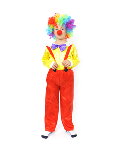 clown1 Costum serbare ARLECHIN 2/ CLOWN 2