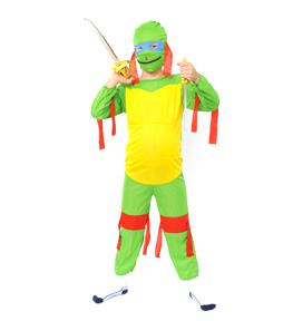 testoasa ninja Costum serbare TESTOASA NINJA