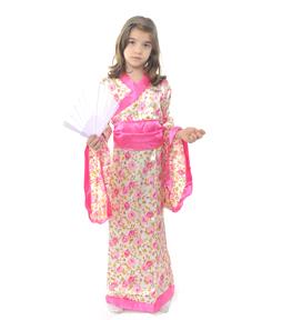 japoneza Costum serbare JAPONEZA