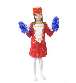 majoreta1 Costum serbare MAJORETA