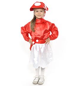 DSC0274 Costum serbare Ciuperca Fata