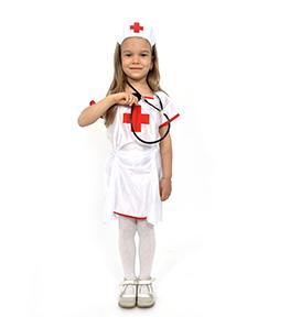 doctorita Costum serbare Doctorita 1
