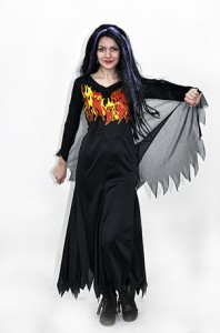 DSC7589 copy 198x300 COSTUM VAMPIRITA ADULT F 3
